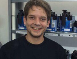 Benjamin Rombach