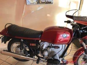 BMW-Motorrad-Oldtimer-Lackierung