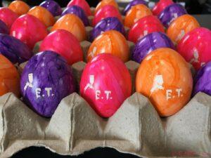 Frohe Ostern wünscht ET Lackprofi