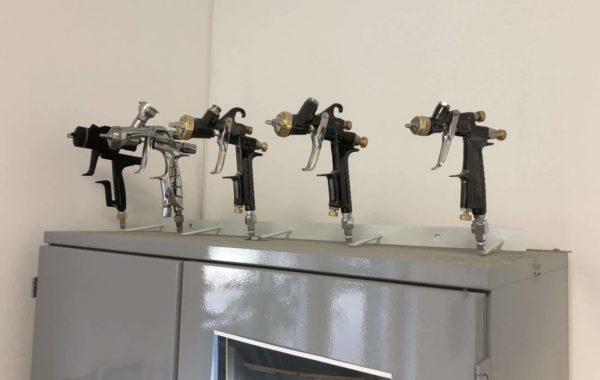 Anest Iwata Pistolen