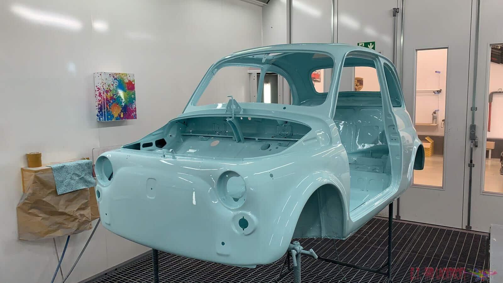 Fiat Oldtimer Restauration (9)