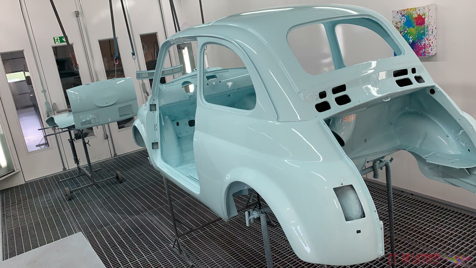 Fiat Oldtimer Restauration (9)