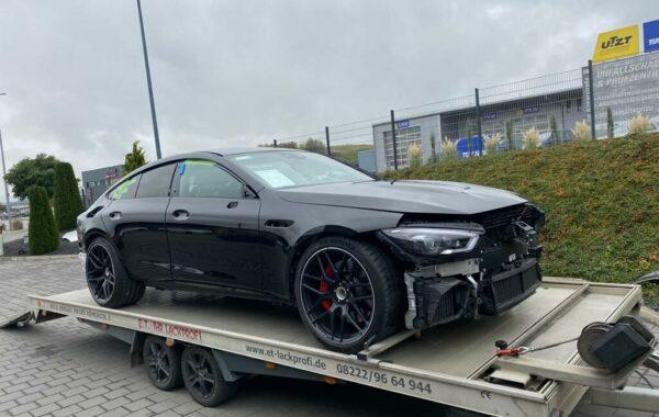 Mercedes Benz Lackierung (5)
