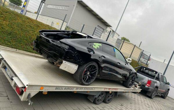 Mercedes Benz Lackierung (4)